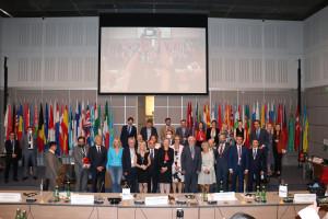Завершилась сессия Парламентской ассамблеи ОБСЕ