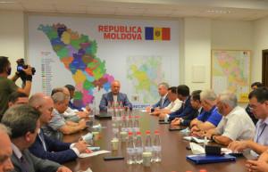 Наблюдатели от СНГ встретились с участниками предвыборной гонки в Республике Молдова