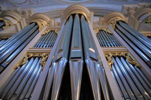 Последний летний органный концерт пройдет в Таврическом дворце 22 июля