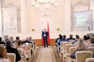 Dmitriy Kobitskiy: Atmosphere of Hospitality Establishes in St. Petersburg for Commonwealth Delegations