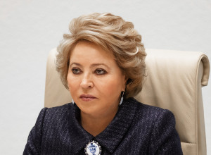 Валентина Матвиенко: Обсуждение поднятых на форуме ШОС тем продолжится на Евразийском женском форуме