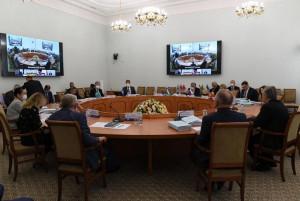 В Москве прошло заседание Комиссии по экономическим вопросам при Экономическом совете СНГ