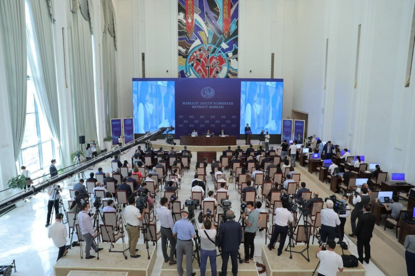Выборы Президента Республики Узбекистан назначены на 24 октября 2021 года