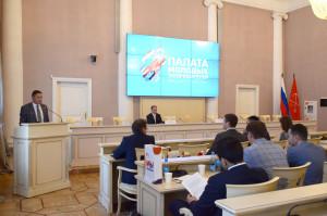 В Таврическом дворце проходит форум «Молодежь — конкурентное преимущество России»