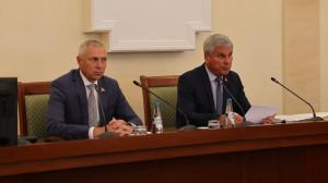 Белорусские депутаты обсудили законотворческие планы на ближайшую перспективу