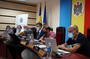 CEC of Republic of Moldova Distributed Seats in Parliament