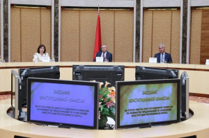 Constitutional Commission Suggests Increasing Tenure of Parliament of Republic of Belarus From Four to Five Years