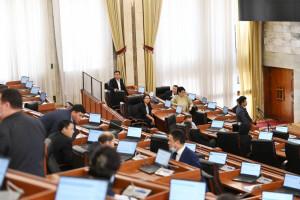 Kyrgyz Parliament Adopted New Draft Codes