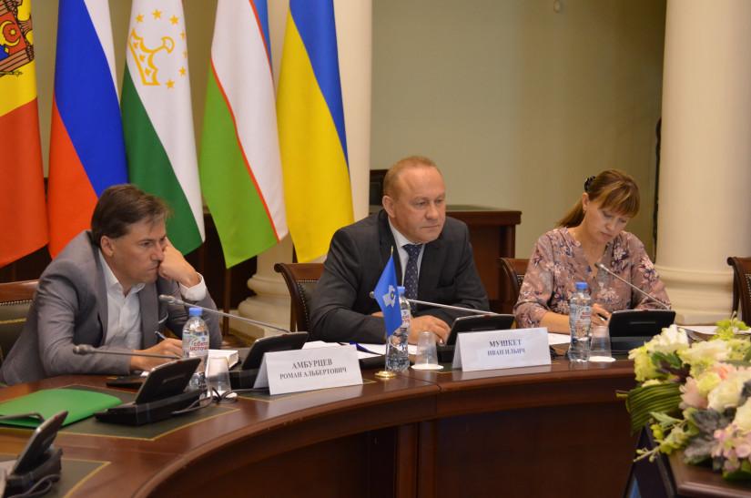 Эксперты обсудили вопросы создания Консультативного совета руководителей избирательных органов стран СНГ
