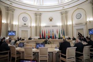 В штаб-квартире СНГ в Минске состоялось очередное заседание Совета постпредов
