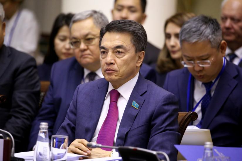 Казахстанский сенатор Аскар Шакиров назначен координатором мониторинговой группы от МПА СНГ на выборах в Российской Федерации
