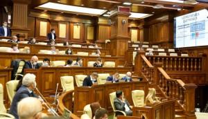 В Парламенте Республики Молдова внедрена система электронного голосования