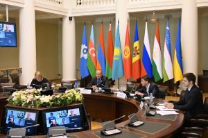 Наблюдатели от МПА СНГ продолжают встречи с партиями в рамках долгосрочного мониторинга выборов в российский парламент