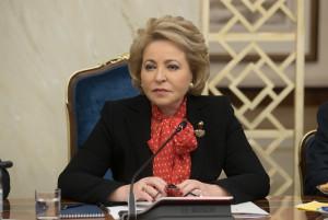 Валентина Матвиенко обратилась к участникам сессии Европейского регионального комитета ВОЗ