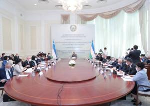 ЦИК Республики Узбекистан зарегистрировала пять кандидатов в Президенты