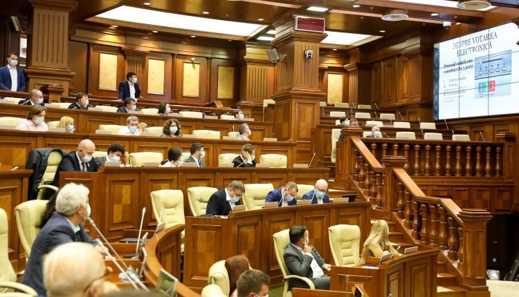 Parliament of Moldova Introduces E-Voting System