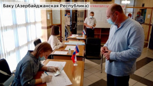 Observers Collect Data From Foreign Polling Stations During Elections to State Duma of Russian Federation