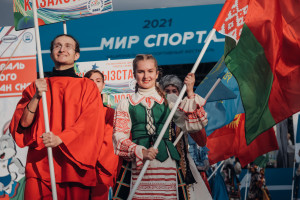 Победители фестиваля школьного спорта среди государств Содружества получили призы Секретариата МПА СНГ