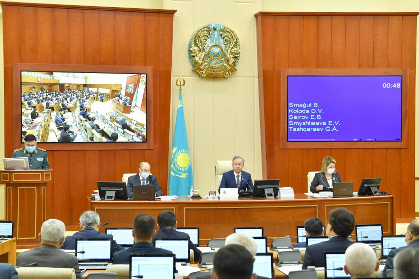 Kazakh MPs Ratified Agreements on Cooperation Among CIS Armed Forces