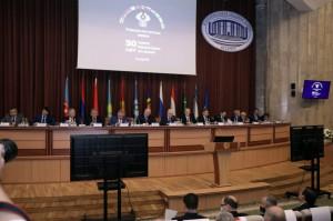 На конференции «30 лет Содружеству Независимых Государств» отмечен весомый вклад МПА СНГ в наблюдение за выборами