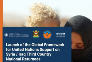 International Experts Outlined Importance of Support for Refugees From Third Countries in Syria and Iraq