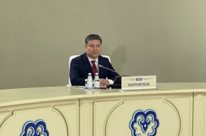 IPA CIS Participates in Session of Parliamentary Assembly of Turkic-Speaking Countries