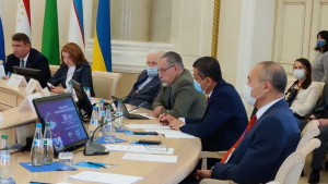 """Report on IPA CIS Model Law-Making Presented at Conference """"30th Anniversary of the Commonwealth of Independent States"""""""