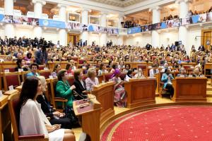 Третий Евразийский женский форум: основные отличия, особенности проведения, главные темы