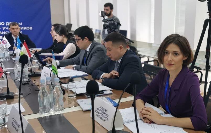 В молодежной столице Армении проходит заседание Совета по делам молодежи государств – участников СНГ