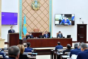 Kazakhstani Senators Ratified Agreement on Humanitarian Demining Assistant in CIS