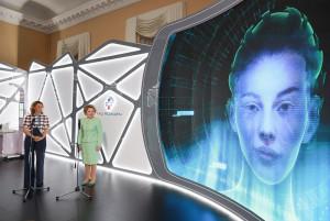 На ЕЖФ открылись кабинет «медицины будущего» и цифровая платформа для женщин-предпринимателей