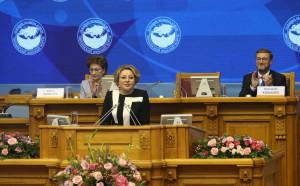 Третий Евразийский женский форум собрал более 2500 участниц из 111 стран мира