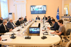 IPA CIS Budget Oversight Commission Meets in Tavricheskiy Palace
