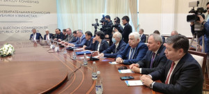 ЦИК Узбекистана: при подготовке выборов учтён опыт 2019 года и рекомендации наблюдателей