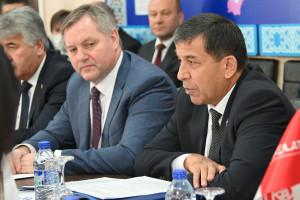 Мониторинговая группа МПА СНГ провела ряд встреч с участниками избирательного процесса в Узбекистане