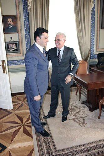 Вице-спикер Национального Собрания Республики Армения Эдуард Шармазанов: