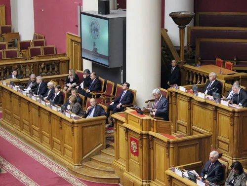 Нужно организовать Всемирный молодёжный форум российских соотечественников. Такое предложение прозвучало в Таврическом дворце