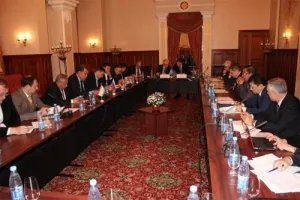 Наблюдатели от МПА СНГ обсудили проект заключения по выборам в Верховную Раду Украины