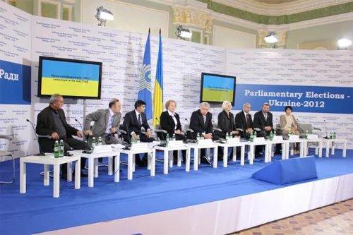 Наблюдатели от МПА СНГ подвели предварительные итоги работы на выборах в Верховную Раду Украины