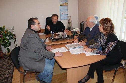 В Киеве обсудили  работу  филиала МИМРД