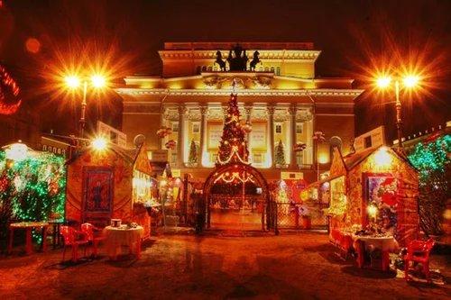 Межпарламентская Ассамблея государств – участников СНГ стала партнером Санкт-Петербургской Рождественской ярмарки