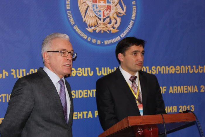 Алексей Сергеев: «Базовые принципы законодательства соответствуют международным стандартам»