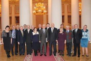 В Таврическом дворце прошла первая встреча Cовета ветеранов МПА СНГ