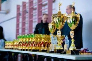 Тихвин принял юных самбистов из Киргизии