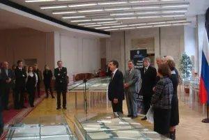 В Российской национальной библиотеке открылась выставка «Философ биосферы»