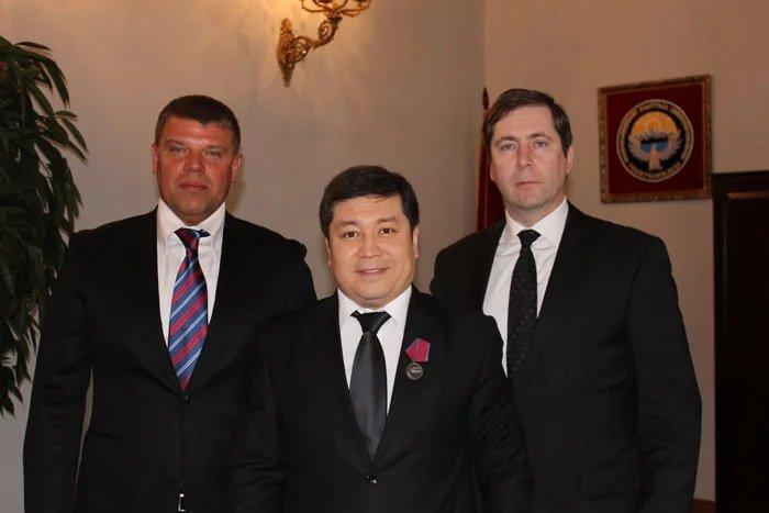 Нурбек Сатвалдиев награжден орденом общественного признания «За мужество и отвагу»