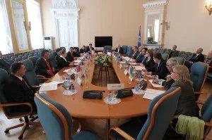 Постоянная комиссия МПА СНГ по политическим вопросам и международному сотрудничеству подвела итоги работы