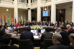 В Таврическом дворце прошло заседание Совета Межпарламентской Ассамблеи СНГ
