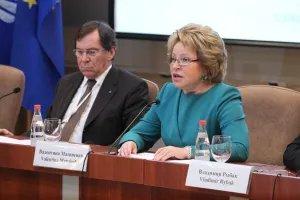 Валентина Матвиенко: «Визовые барьеры одна из главных проблем в отношениях России и стран СНГ с Европой»