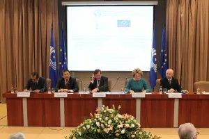 Парламентарии строили «Европу без разделительных линий».